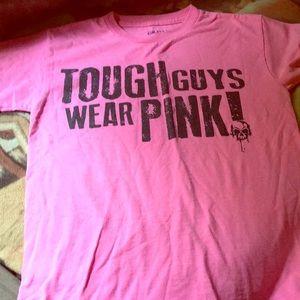 Tough guy shirt